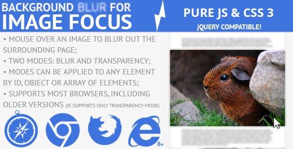 Focuser - Image Highlighter