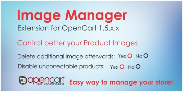 Image Manager - CodeCanyon Item for Sale
