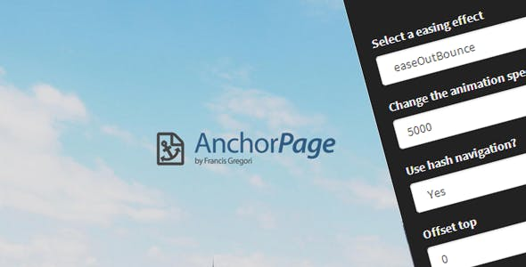 Anchor Page