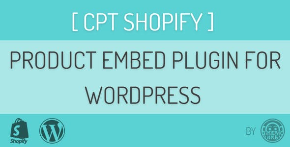 CPT Shopify Embed Plugin