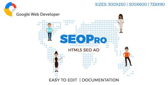 SEOPro - HTML5 Ad