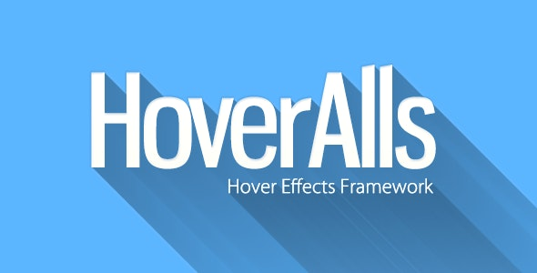 Hover Effects Framework: HoverAlls - CodeCanyon Item for Sale
