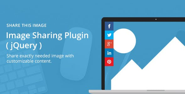 Share This Image - jQuery Image Sharing Plugin