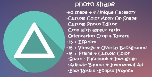 Photo Shape