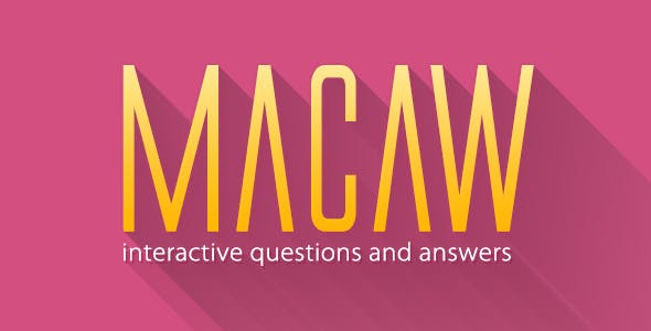 FAQ: Macaw - Interactive Questions & Answers