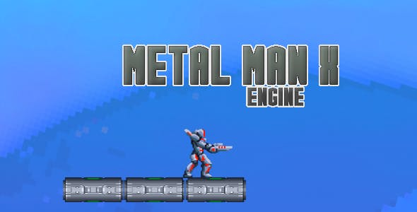 Metal Man X Engine