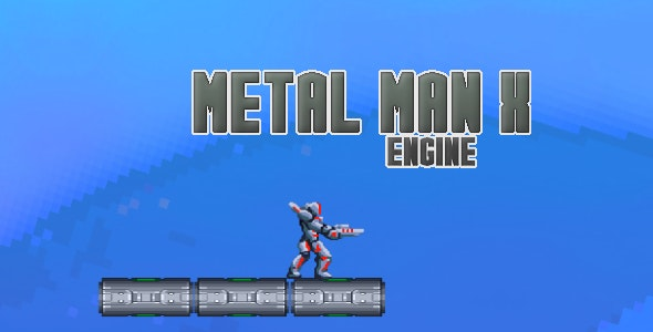 Metal Man X Engine - CodeCanyon Item for Sale