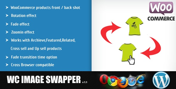 WooCommerce Products Image Swapper - CodeCanyon Item for Sale