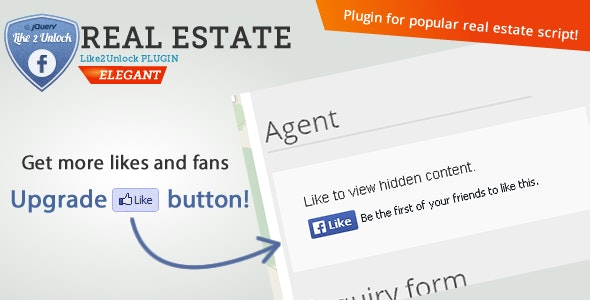Real Estate Like 2 Unlock - CodeCanyon Item for Sale