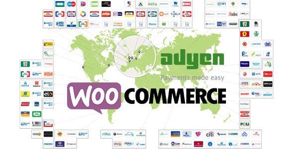 Adyen WooCommerce Payment Gateway