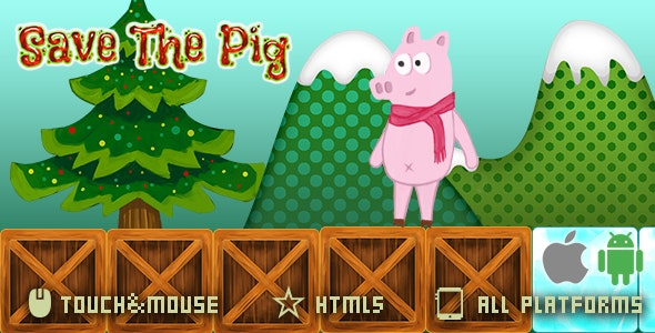 Save The Pig - CodeCanyon Item for Sale