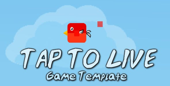 Tap to Live Game Template