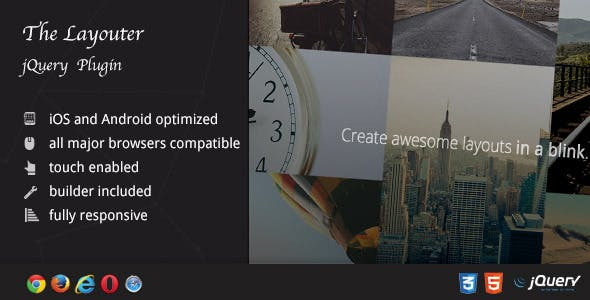Layouter - Your Portfolio in Awesome Layouts