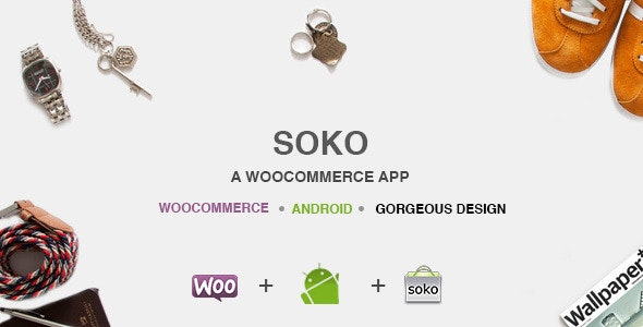 Woocommerce android app - CodeCanyon Item for Sale