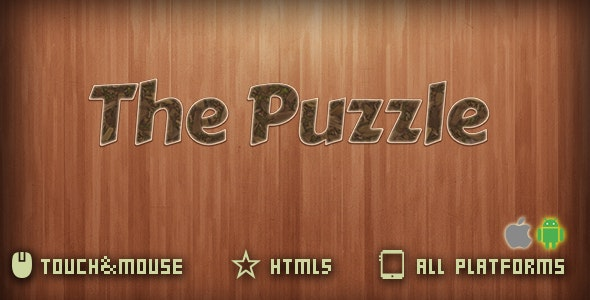 The Puzzle - CodeCanyon Item for Sale