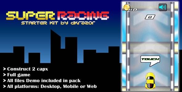 Super Car Racing Game Infinite - CodeCanyon Item for Sale