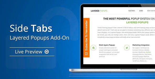 Side Tabs – Layered Popups Add-On - CodeCanyon Item for Sale