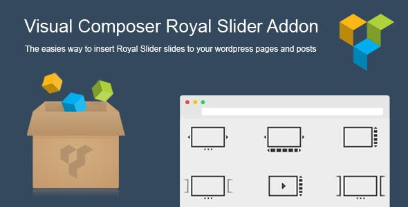Visual Composer Royal Slider Add-on