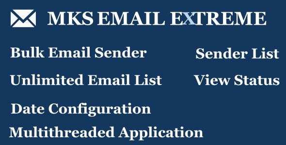 Email Extreme - CodeCanyon Item for Sale