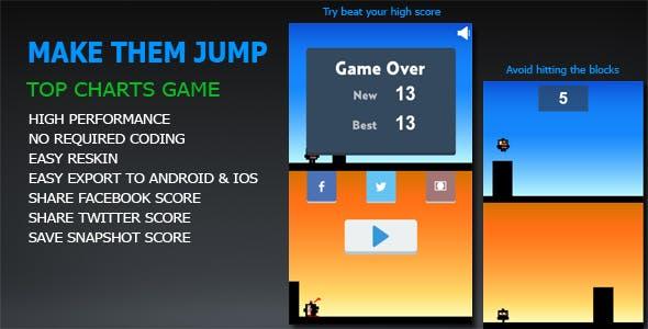 Make Them Jump
