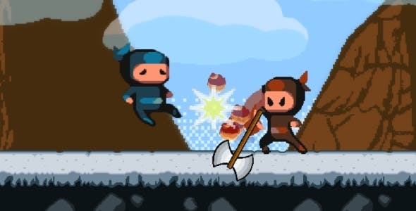 2D Fighting Platformer Game Engine Capx