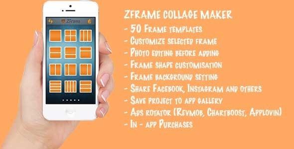 Frames - Collage Maker (64bit) - CodeCanyon Item for Sale