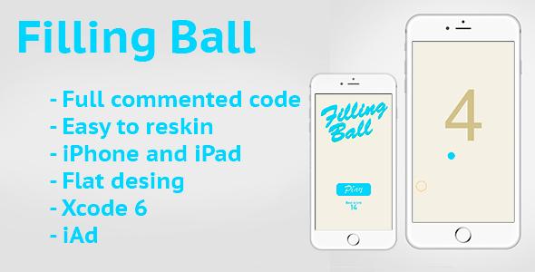 Filling Ball