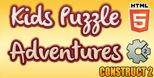 Kids Puzzle Game - HTML5 Educational Game (CAPX)