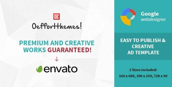Business | HTML 5 Animated Google Banner - CodeCanyon Item for Sale
