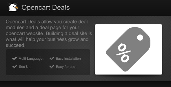 Opencart Deals - CodeCanyon Item for Sale