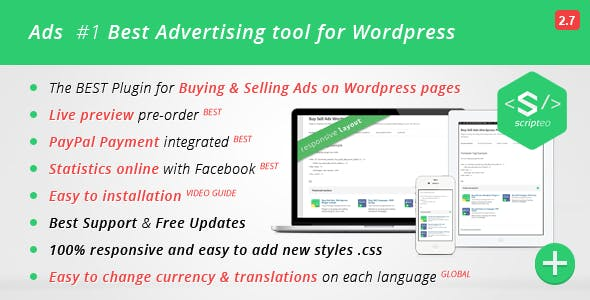 ADS - Modern WordPress Ad Plugin
