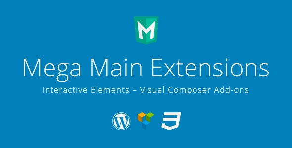 Interactive Elements - Visual Composer Addons - CodeCanyon Item for Sale