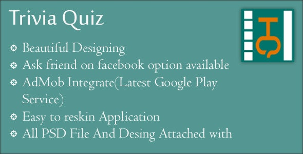 Trivia Quiz - CodeCanyon Item for Sale