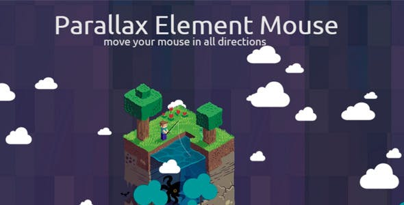 Mouse Parallax Element