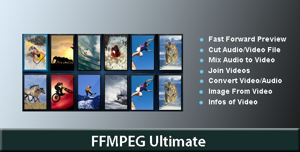 FFMPEG Ultimate by SteveSolanki | CodeCanyon