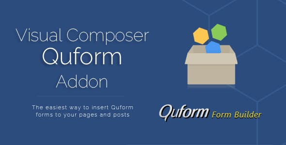Visual Composer Quform Add-on