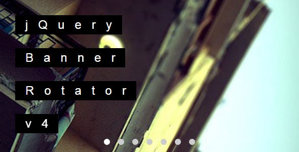 jQuery Banner Rotator / Slideshow        Nulled
