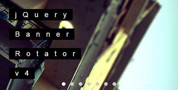 jQuery Banner Rotator / Slideshow
