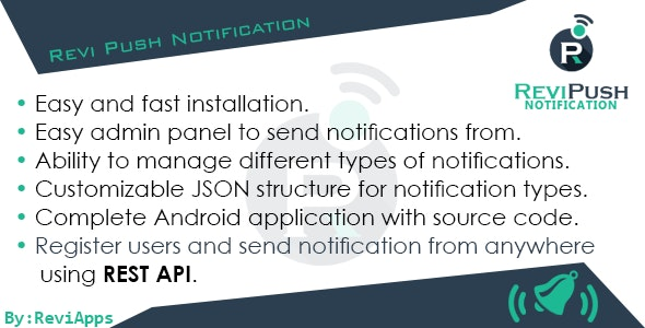 Android Push Notification using GCM - CodeCanyon Item for Sale