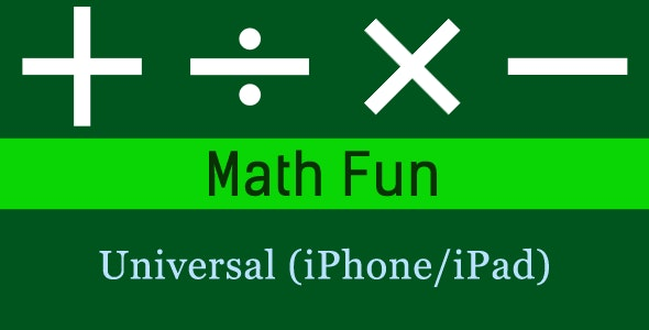 Math Fun - CodeCanyon Item for Sale