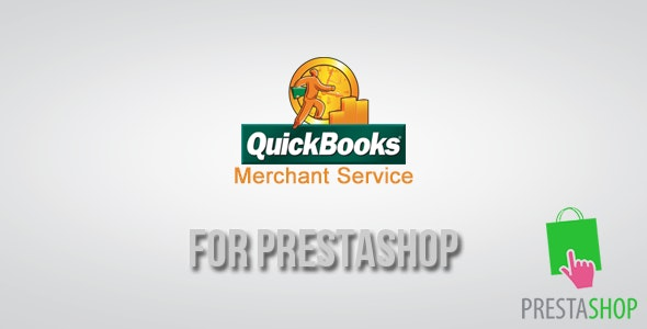 QuickBooks(Intuit) Payment Gateway for PrestaShop - CodeCanyon Item for Sale
