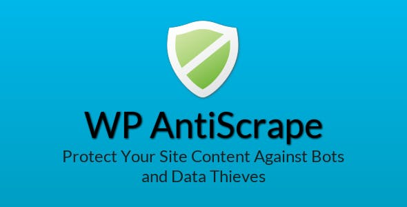 WPAS - Protect Your Data And Prevent web Scraping
