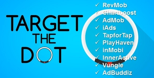 Target The Dot - CodeCanyon Item for Sale