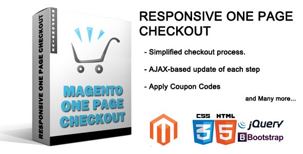 Responsive One Page Checkout - CodeCanyon Item for Sale