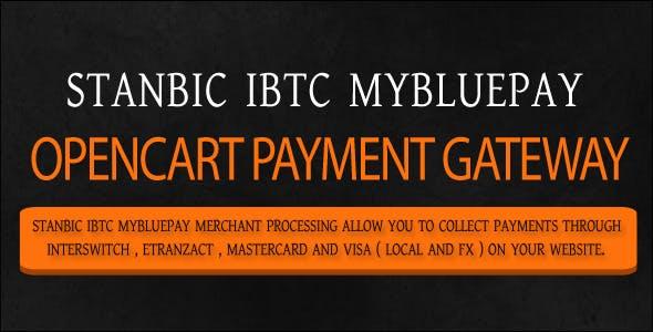 STANBIC MyBluePay Payment Gateway