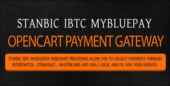 STANBIC MyBluePay Payment Gateway - CodeCanyon Item for Sale