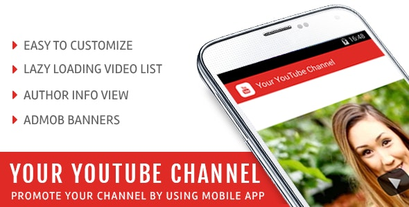 Your YouTube Channel - CodeCanyon Item for Sale