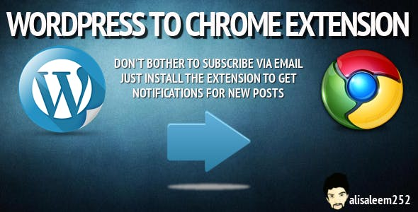 WordPress Chrome Extension Generator