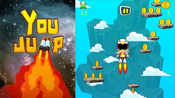 You Jump Game With AdMob - CodeCanyon Item for Sale