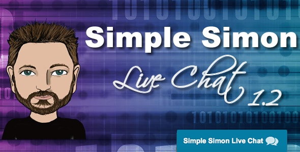 Simple Simon Live Chat WordPress Plugin  - CodeCanyon Item for Sale
